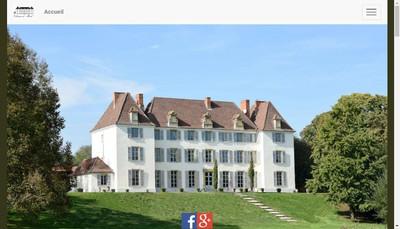 Site internet de Chateau de Matel