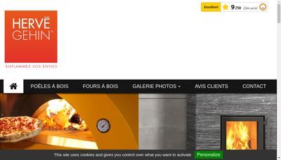 Site internet de Tulikivi