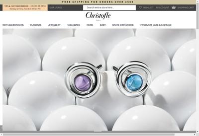 Site internet de Pavillons-Art de la Table-Argenterie