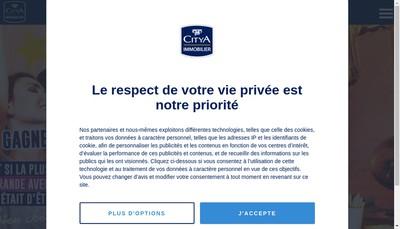 Site internet de Citya Gallichet Lemaitre