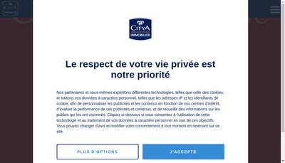 Site internet de Agence Guisset Valanchon