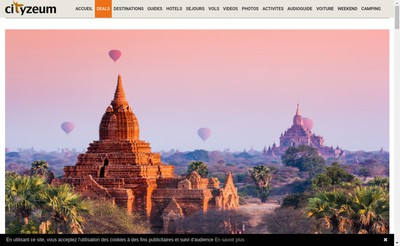 Site internet de Cityzeum