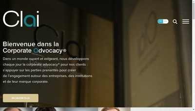 Site internet de Clai