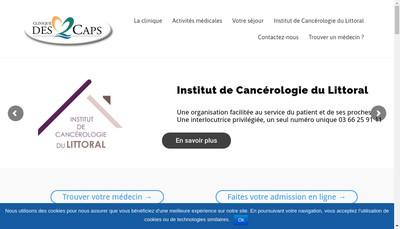 Site internet de Clinique de la Tamise
