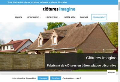 Site internet de Imagin