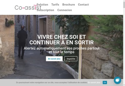 Site internet de Co-Assist