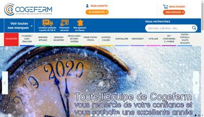 Site internet de Cogeferm
