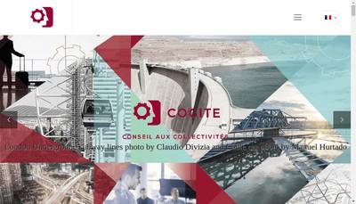 Site internet de Cogite