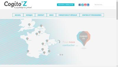 Site internet de Cogito'Z