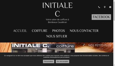 Site internet de Initiale C