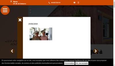 Site internet de Les Deux Sud