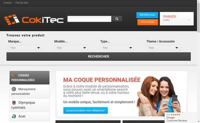Site internet de Obs Telecom