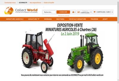 Site internet de www.collect-world.com