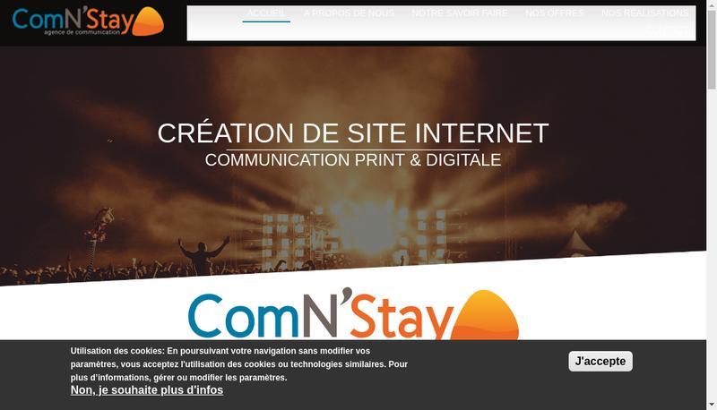 Capture d'écran du site de Bebe Vend Ses Fringues