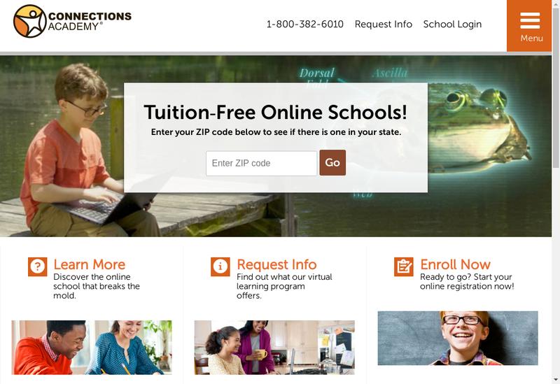 Capture d'écran du site de Sc Connection