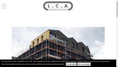 Site internet de LCA