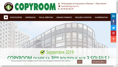 Site internet de Artek Dynadoc