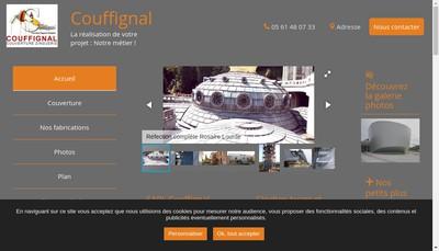 Site internet de Couffignal