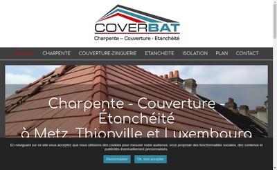 Site internet de Coverbat