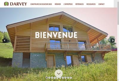 Site internet de Darvey