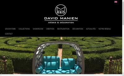 Site internet de David Manien
