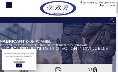 Site internet de Di-Bartolomeo-Blanc
