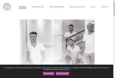 Site internet de SARL Deco 38