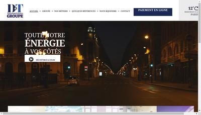 Site internet de Delostal et Thibault