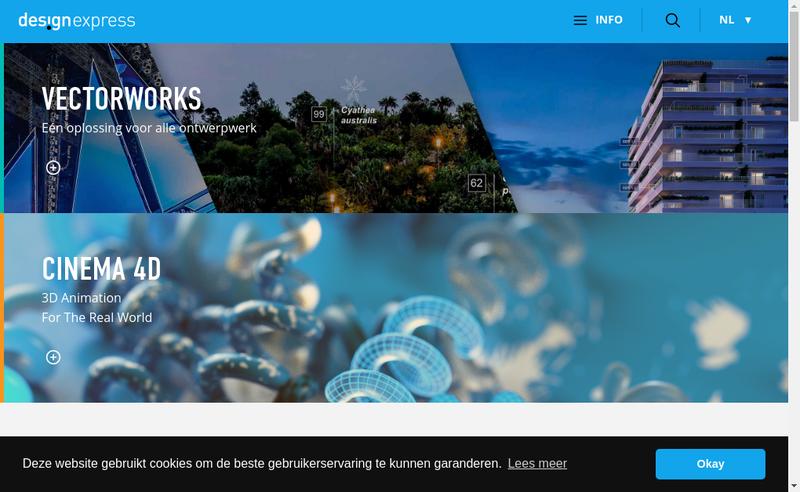 Capture d'écran du site de Cesyam
