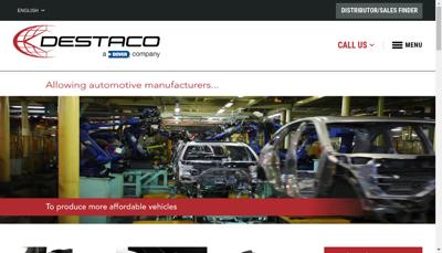 Capture d'écran du site de Ccmop de Sta Co Bleicher