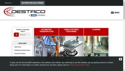 Site internet de Ccmop de Sta Co Bleicher