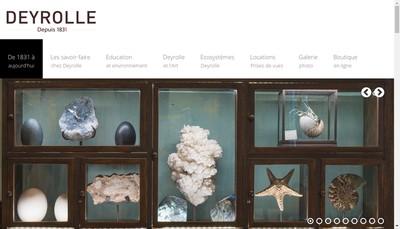 Site internet de Sierra Entomology