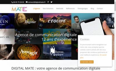 Site internet de Max-Ecom