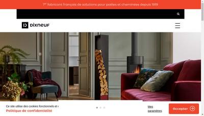 Site internet de Les Ateliers Dixneuf