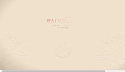 Site internet de Maison Joseph Faiveley