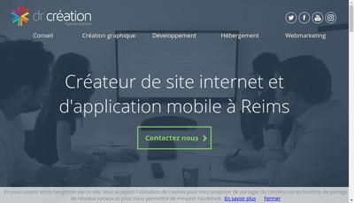 Site internet de Dr Creation