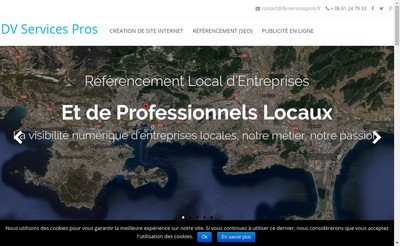 Site internet de Devis Varois
