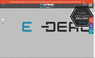 Site internet de E-Deal