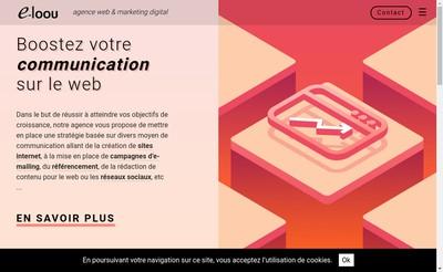 Site internet de E Loou