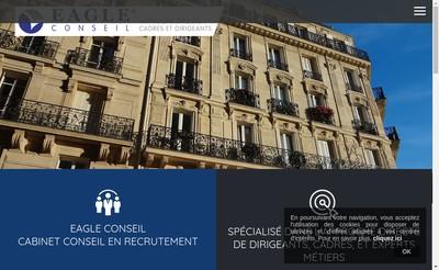 Site internet de EURL Ghislaine Vidard Conseil