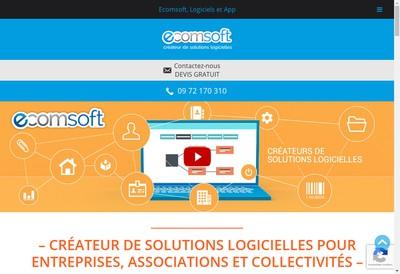 Site internet de Ecomsoft