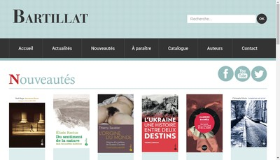 Site internet de Bartillat