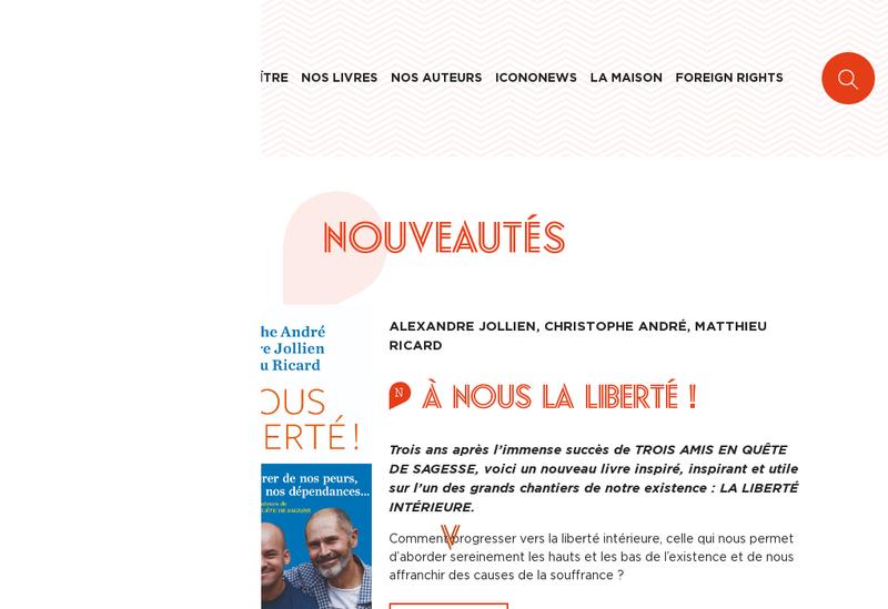 Site internet de Iconoclaste