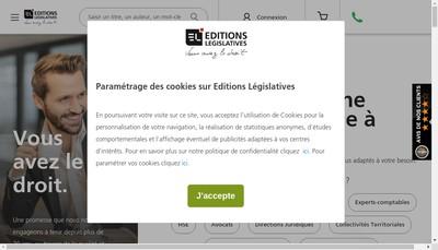 Site internet de Jurin(a)Ute Jurisna(Ute) Elnet Leginet Guide des Salaires