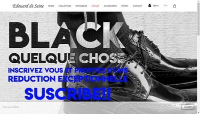 Site internet de Tavares France