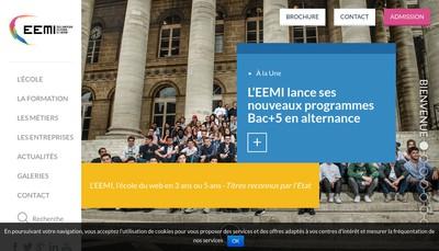Site internet de EEMI