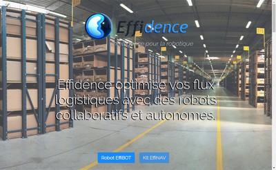 Site internet de Effidence