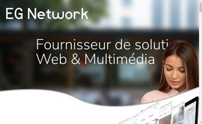 Site internet de Eg Network
