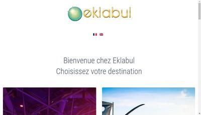 Site internet de Eklabul