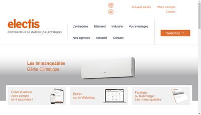 Site internet de electis SAS